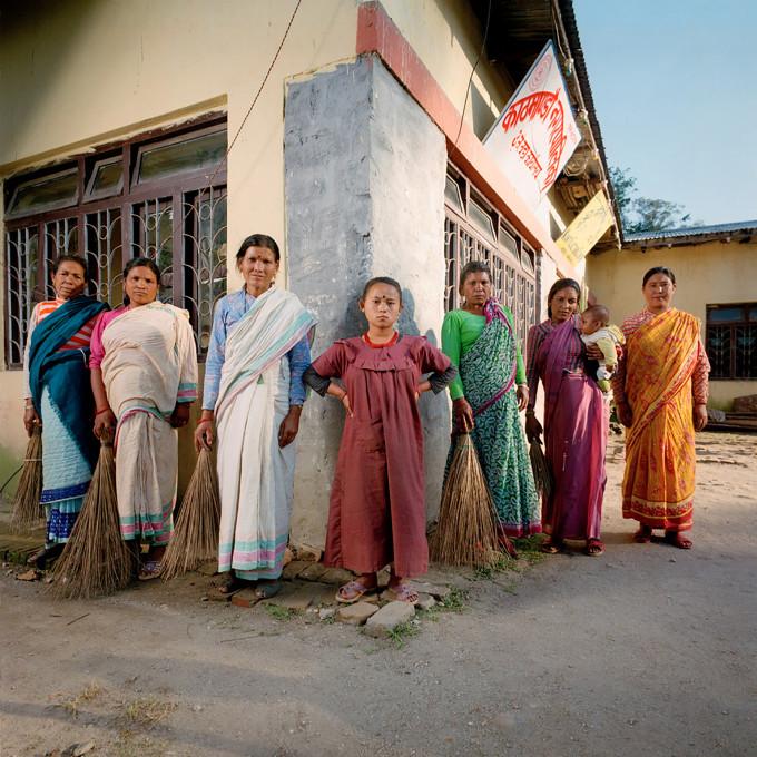 Razstava Dalit – Iskanje dostojanstva, muzej Patan, Patan, september – november 2016.