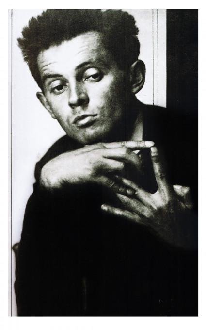 Anton Joseph Trčka: Egon Schiele, 1914. © ÖNB