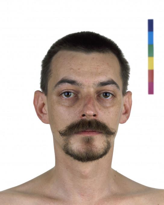 Bojan Salaj, Iz barvnih transparenc, 1994–1996.