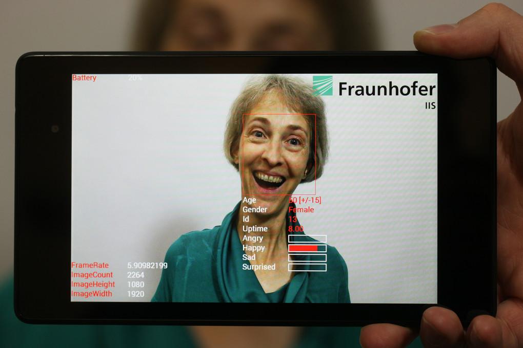 Slika 5: SHORE™ ogrodje, Fraunhofer IIS, 2007.