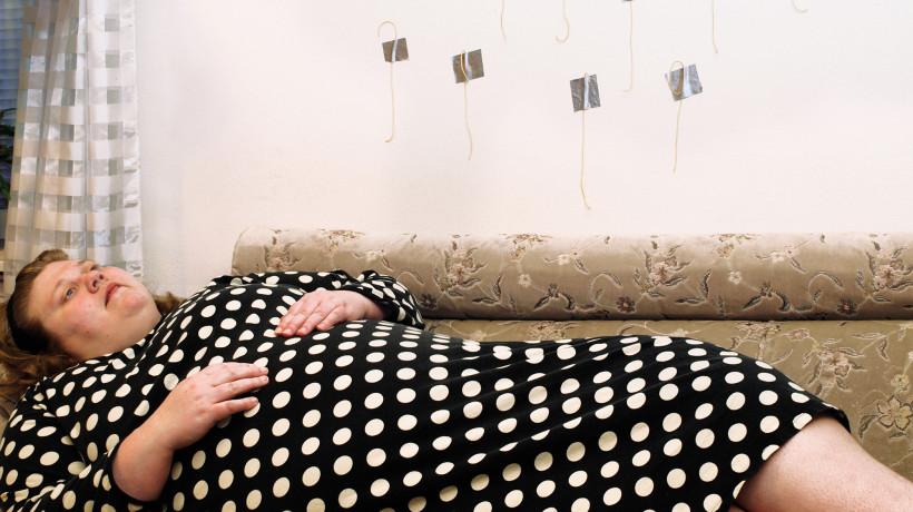 Iiu Susiraja, Al dente, iz serije Primerno obnašanje (Good Behaviour), 2008–2010.