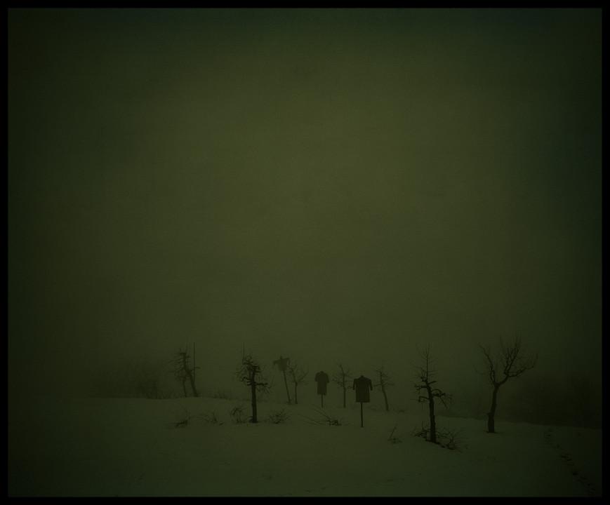 Peter Koštrun: Fear (Strah), 2014.