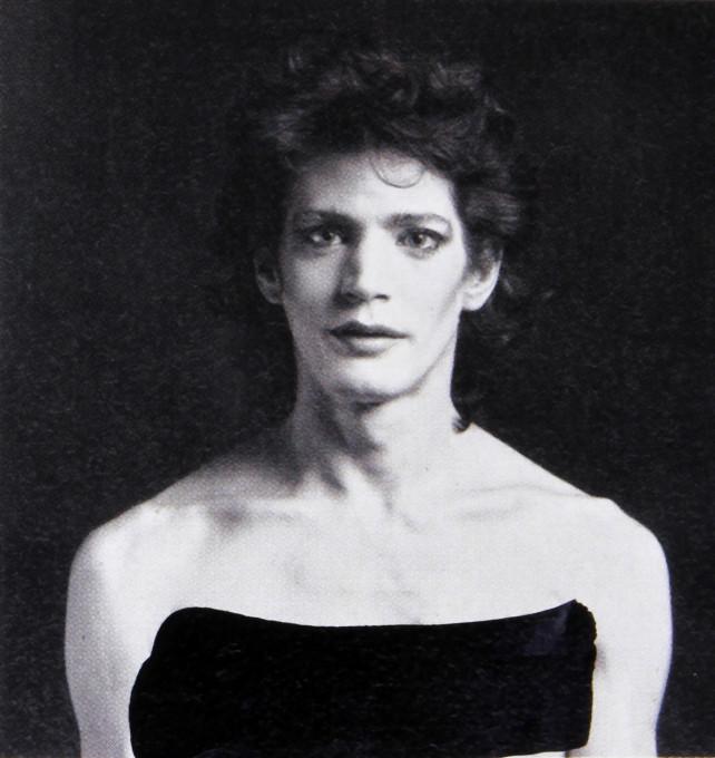 Slika 10. Robert Mapplethorpe, Self-Portrait.