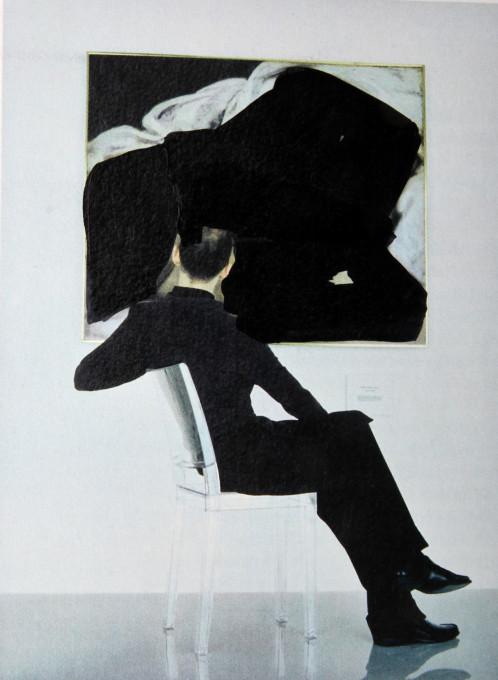Slika 11. Jean-Baptiste Mondino, Staring at the Origin