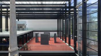 Bojan Salaj: Interiors.Correspondence, National Gallery of Slovenia, 2014.