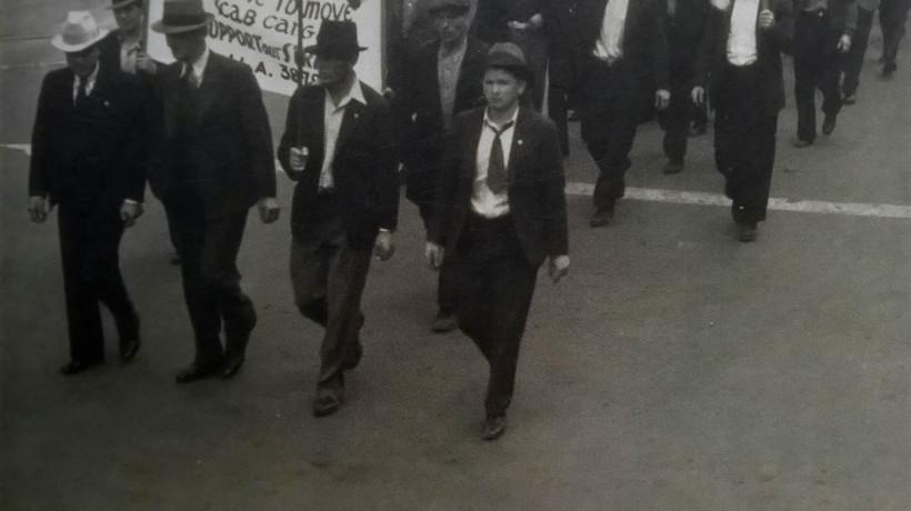 Carol Quirke: Eyes on Labor.