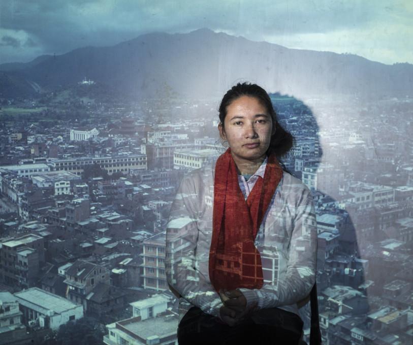 © Mukunda Bahadur Shrestha zbirka / Nepalska knjižnica slik (Nepal Picture Library)