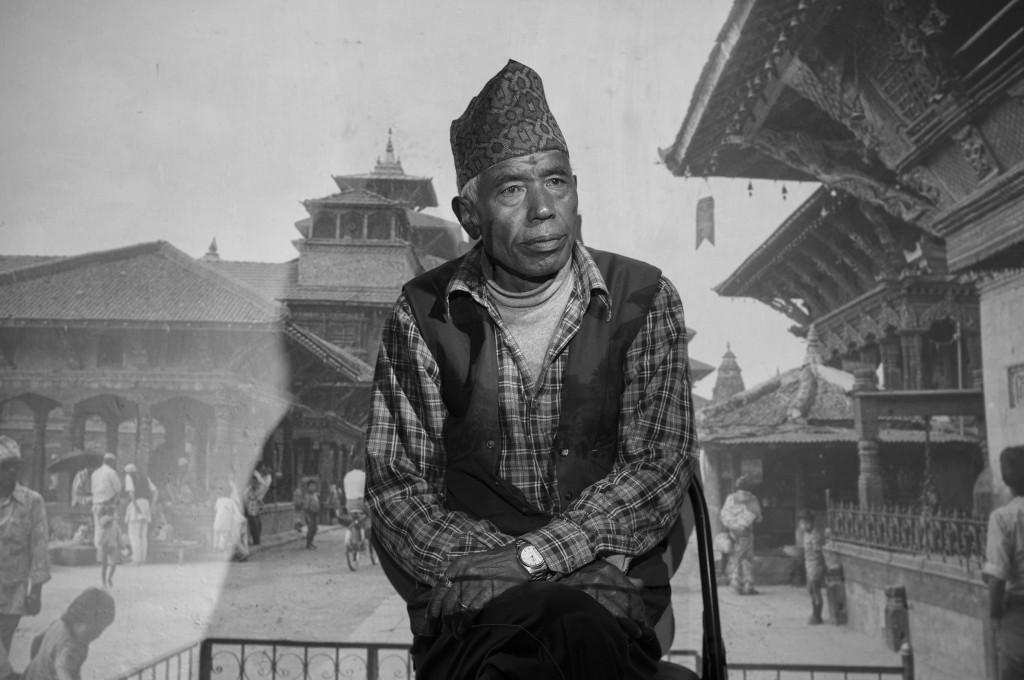 © Amrit Bahadur Chitrakar Collection / Nepal Picture Library.