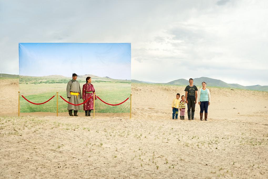Daesung Lee, iz serije Futuristična arheologija, 2014. Z dovoljenjem umetnika.