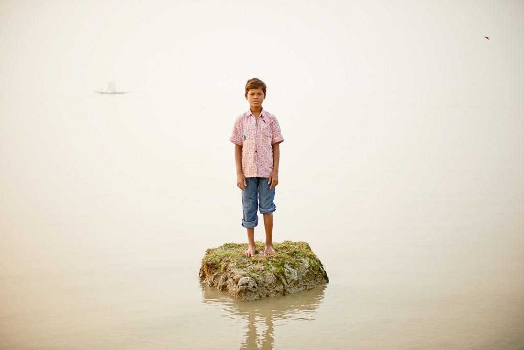 Daesung Lee, iz serije Na obali izginjajočega otoka, 2011. Z dovoljenjem umetnika.