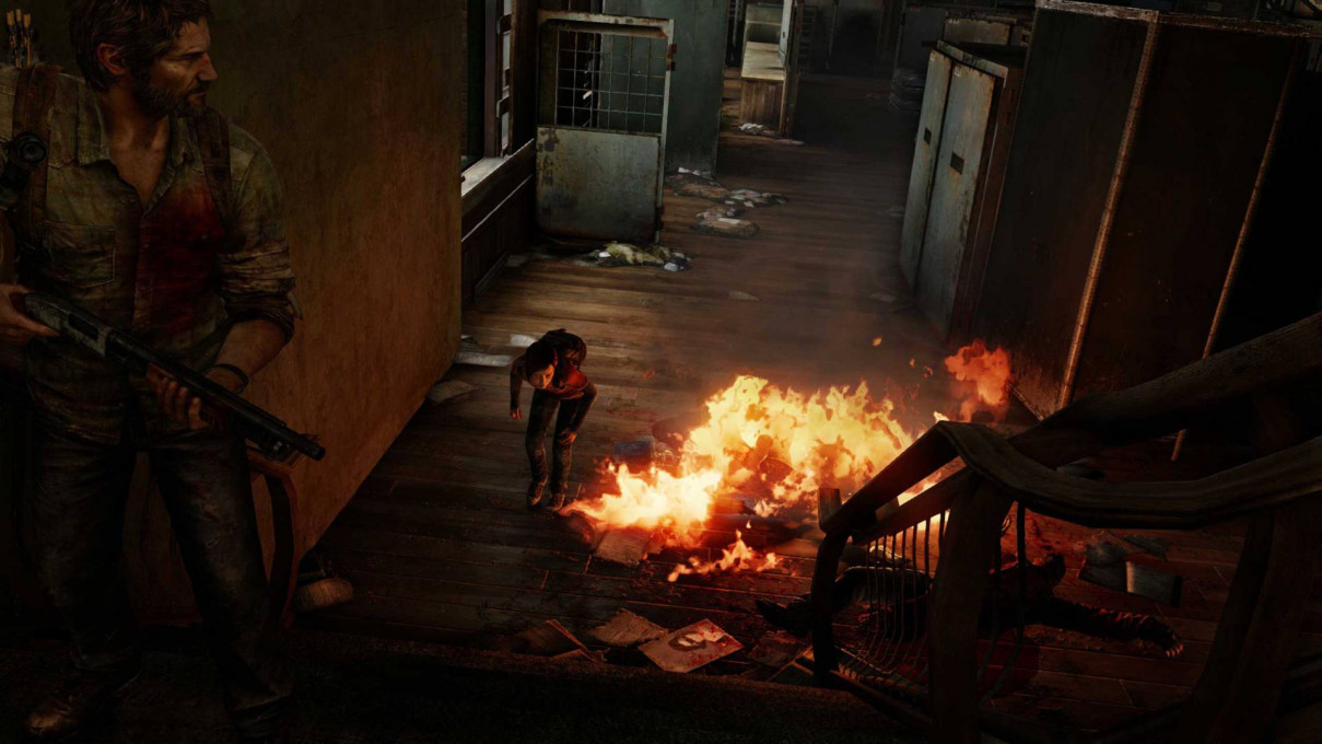Ashley Gilbertson, iz The Last of Us Remastered, reportaža za Time magazine, 2014.