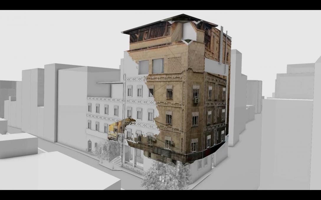 Slika 11. Projekt Bolnišnica M2 (2016).