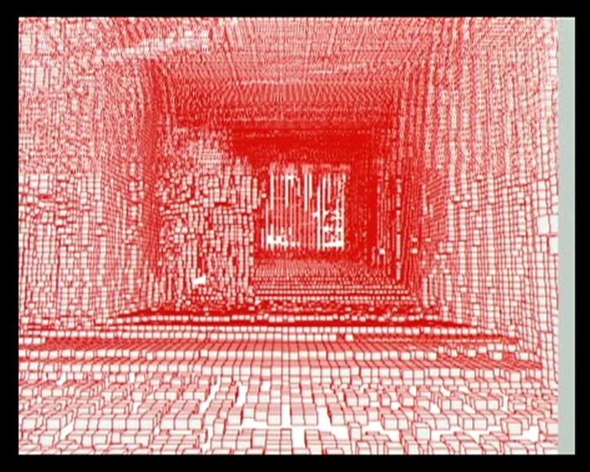 Harun Farocki, Oko/Stroj III (Auge/Maschine III) © Harun Farocki, 2003