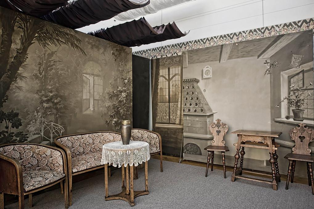 Dragan Arrigler: Photo studio and the Pelikan Gallery, 2009. © Celje Museum of Recent History