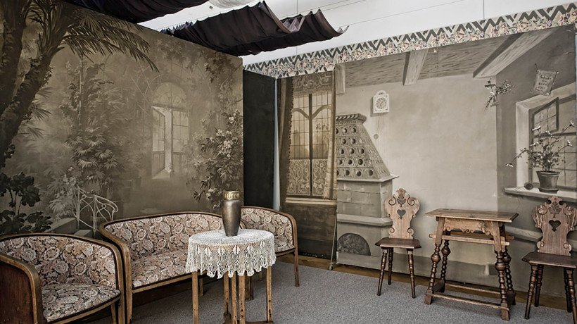 Dragan Arrigler: Photo studio and the Pelikan Gallery, 2009. © Celje Museum of Recent History