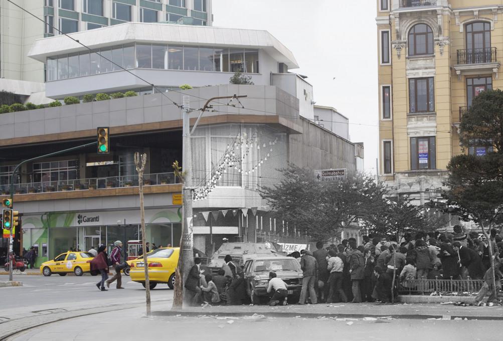 Füsun Turcan Elmasoğlu, »Na dan, ki se je v zgodovino vpisal kot krvavi 1. maj, je umrlo 34 oseb, 200 jih je bilo poškodovanih. Tisti, ki protestirajo danes, se ne zavedajo tega zloveščega srečanja z zgodovino.«