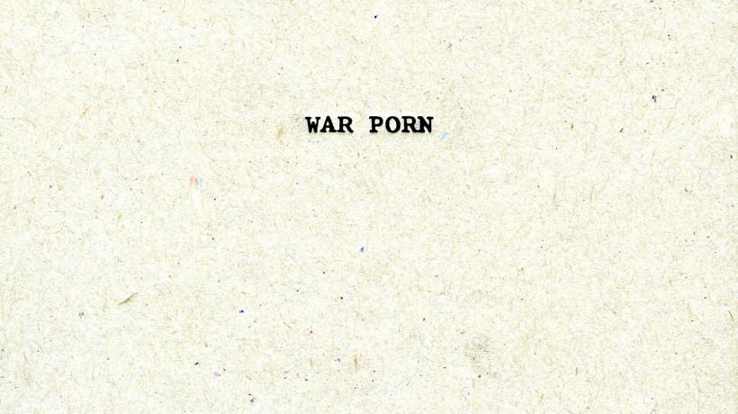 Christoph Bangert, War Porn