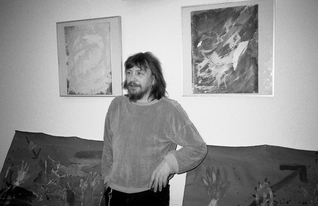Željko Jerman, razstava v Fotogaleriji Novo mesto, 1984–1989.Željko Jerman, razstava v Fotogaleriji Novo mesto, 1984–1989.