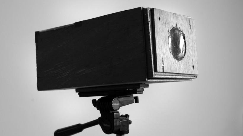 Končna camera obscura.