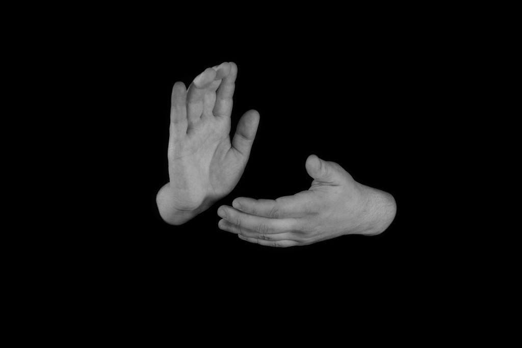 Ibro Hasanović, iz serije Študija za aplavz/from the series Study For An Applause, 2013.