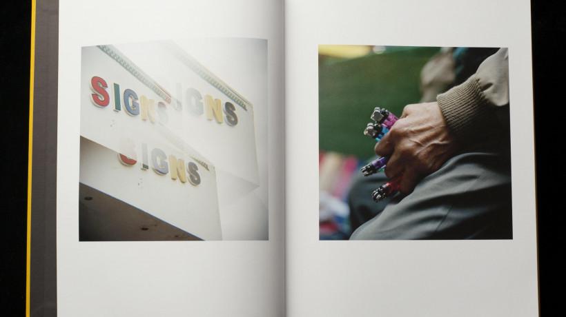 Jason Fulford, Iz: Picture Summer on Kodak Film, 2020.