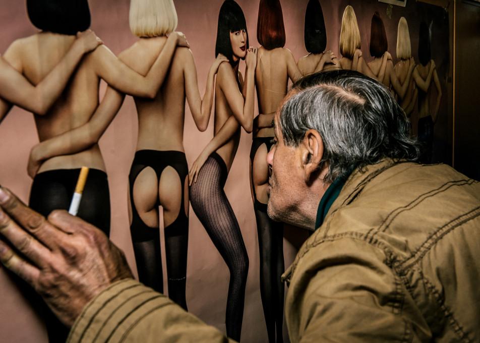 Klaus Pichler, iz serije Zlati časi/from the series Golden Days, 2012–2016.