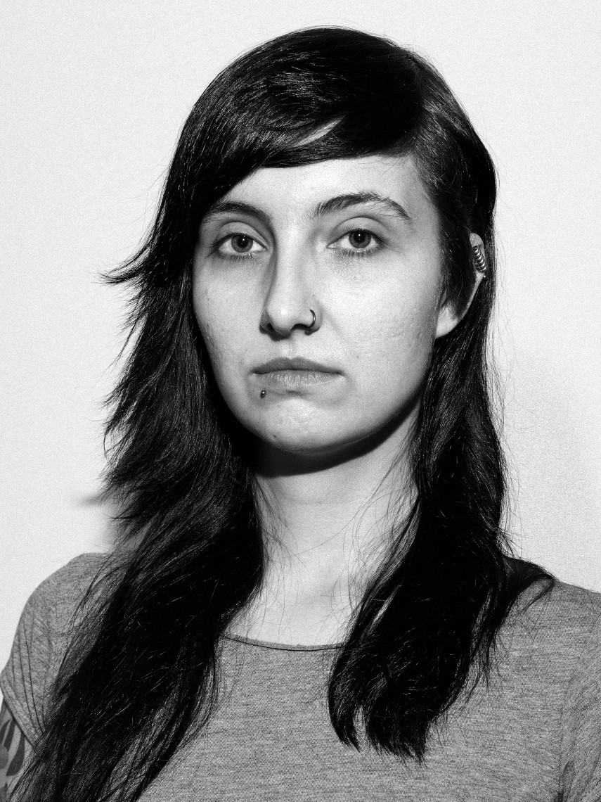 Laia Abril, O splavu. Magdalena, 32, Poljska.