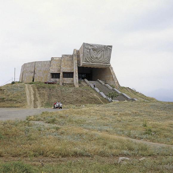 Slika 6. Nicolas Grospierre, Arheološki muzej, Tbilisi, 2006. Objavljeno z dovoljenjem umetnika.