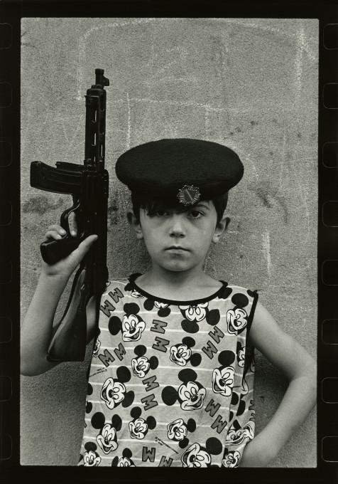 Milomir Kovačević Strašni, Mali vojaki, Sarajevo, 1992 ‒ 1995.