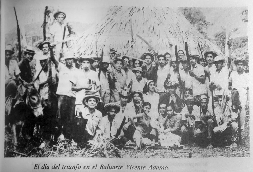 Slika 6.1. Orlando Fals Borda, Historia doble de la Costa. Retorno a la Tierra – 4 (2002, 180B).