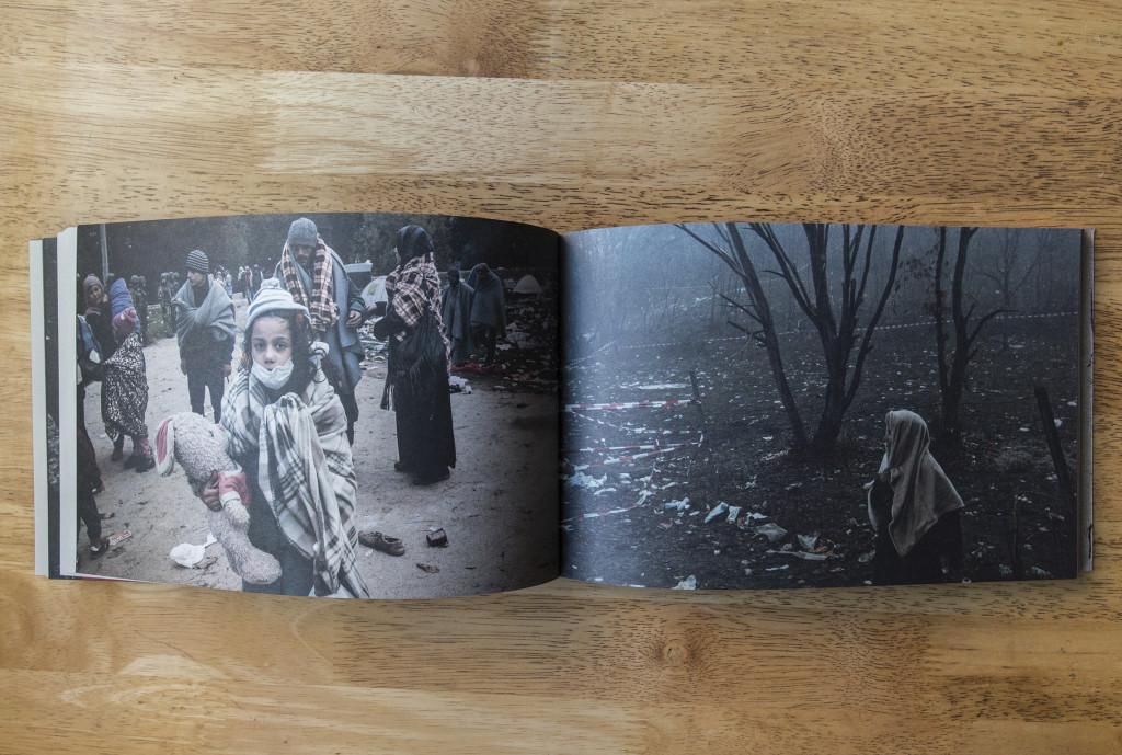 Simon Chang, Fleeing from the Dark Side of the Moon Rye Field Publishing, trda vezava, naklada 3000, format 16.5 x 25.2 cm, 248 strani, Taiwan, 2017.