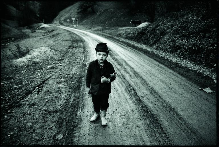 Stojan Kerbler, Fant, 1975. © Stojan Kerbler