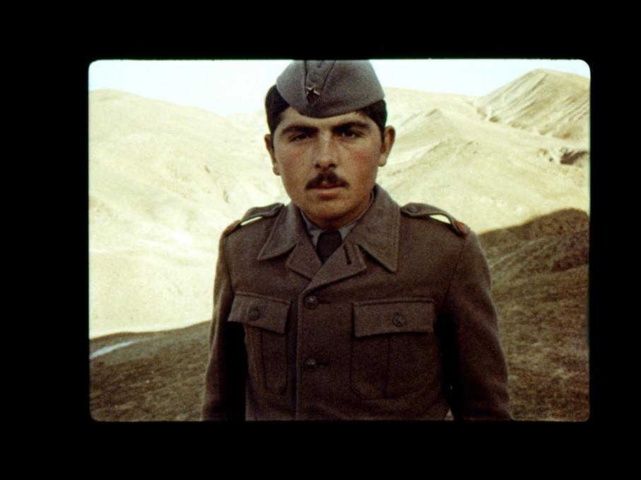 Iz: O ljubezenskih veščinah ali film s 14441 sličicami / About the Art of Love or a Film with 14441 Frames (Karpo Godina), 1972.
