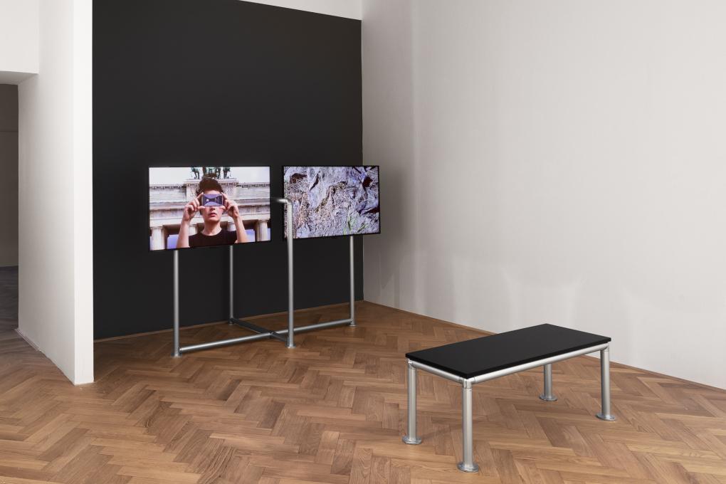Zbirka Lah Contemporary v Mestnem muzeju, razstava Ko ste v dvomu, pojdite v muzej. Foto: Andrej Peunik. Z dovoljenem Mestnega muzeja.