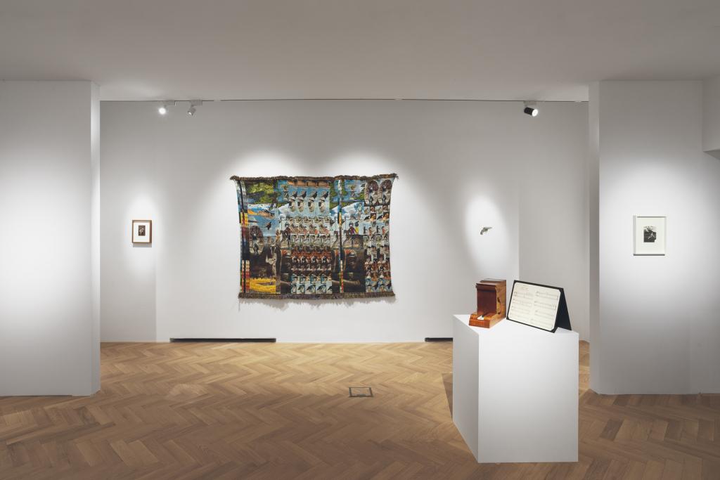 Collection Laurent Fiévet v Mestnem muzeju. Foto: Andrej Peunik. Z dovoljenjem Mestnega muzeja.