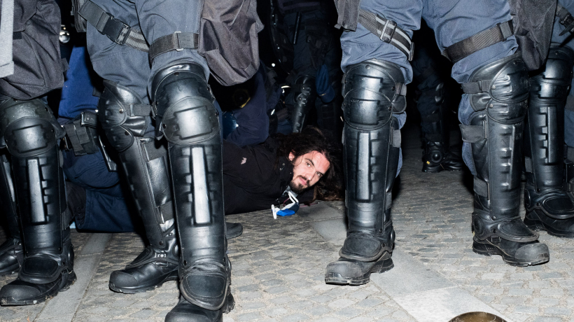 Nik Erik Neubauer, Petkovi protesti, 2020-.